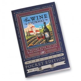 Pocket Wine Journal
