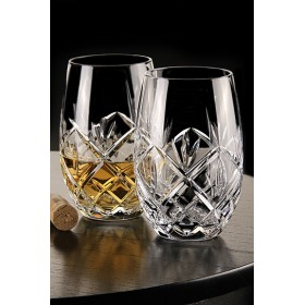 Waterford Huntley Stemless White