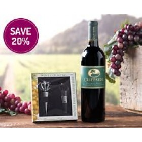 Cliffside Cabernet Gift Set