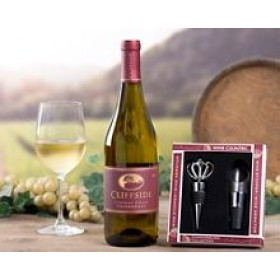 Cliffside Chardonnay Gift Set