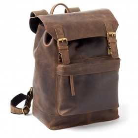 Leather Wine Backpacks