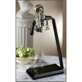 Estate Antique Bronze - Black Granite (0254)