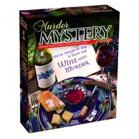 Mystery Wine Game
