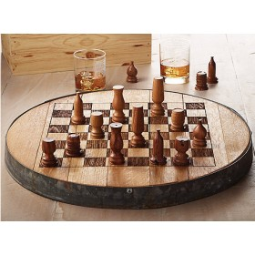 Barrel Head Chess Set