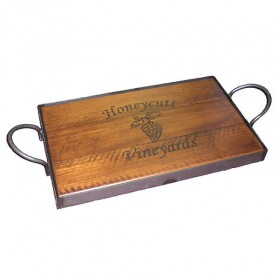 Personalized Napa Vineyard Tray