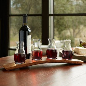 Wine Flight Set
