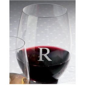 Personalized Riedel 'O' Cabernet Stemless
