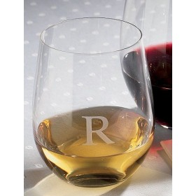 Personalized Riedel 'O' Viognier Stemless