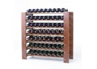 63 Bottles Wooden Racks