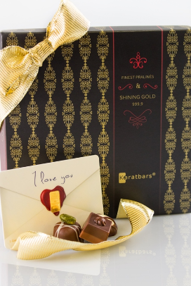 Karatbar Chocolate | Love Letter