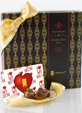 Karatbar Chocolate | I love My Mom