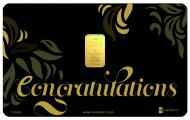 Karatbars |  Congratulations Gold Gift Card