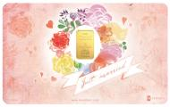 Karatbars | Gold Gift Card - Wedding Flower Dream