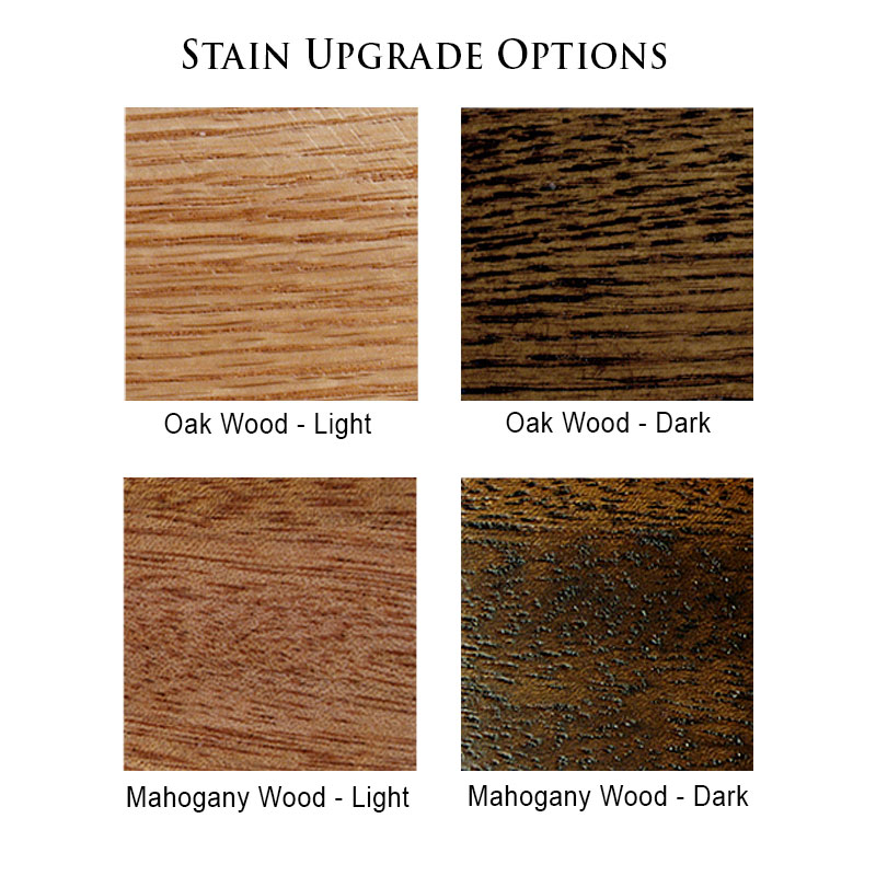 WineKeeper - Stain Upgrade Options