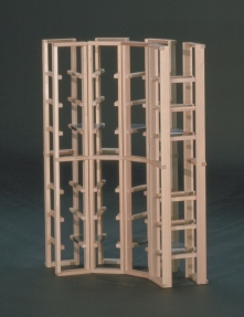 Wood Racking Systems - Wood Racks - Modular Wood Racks - Wood Rack